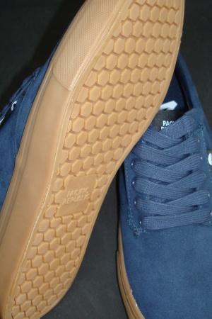 Синие мужские мокасины Пул&Бир Испания - Пул&Бир PB0350-sh-39 #2