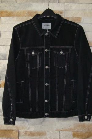 Стильный джинсовый мужской пиджак от Пул&Бир - Пул&Бир PB0355-cl-M