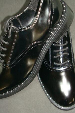 Стильные женские туфли-дерби от Пул&Бир - Пул&Бир PB0363-sh-36