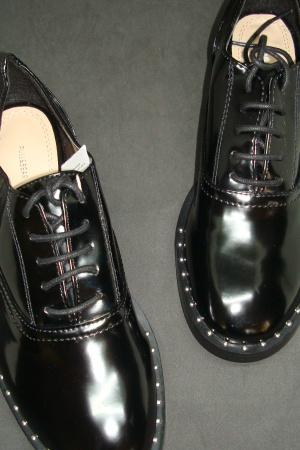 Стильные женские туфли-дерби от Пул&Бир - Пул&Бир PB0363-sh-36 #2