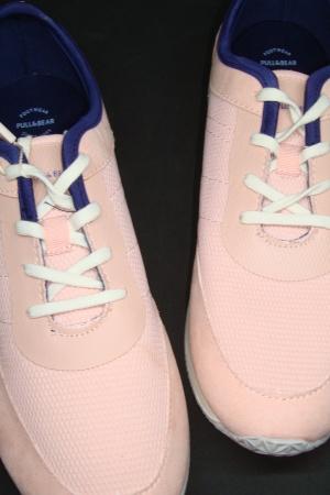 Стильные женские кроссовки от Pull&Bear - Пул&Бир PB0379-sh-40