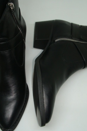 Стильные женские демисезонные ботинки от Пул&Бир  - Пул&Бир PB0386-sh-37 #2