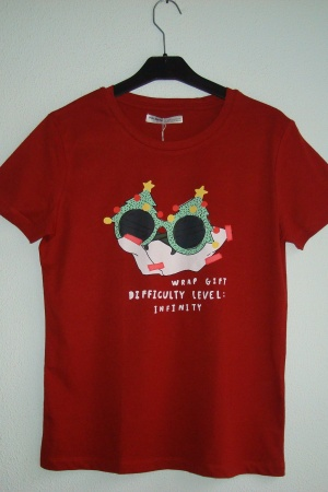 Модная женская футболка Пул&Бир - Пул&Бир PB0397-cl-S