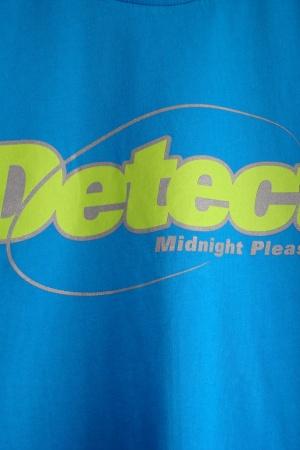 Голубая мужская футболка с принтом от Пул&Бир - Пул&Бир PB0442-cl-S #2
