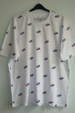 Мужская футболка с принтом от Пул&Бир - Пул&Бир PB0444-cl-XXL