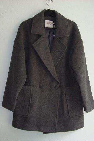 Пальто женские oversize Pull&Bear (Испания) - Пул&Бир PB0461-cl-S
