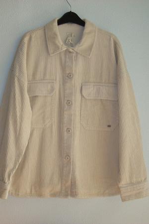 Женский пиджак-рубашка от Pull&Bear  - Пул&Бир PB0473-cl-L