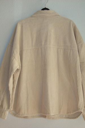 Женский пиджак-рубашка от Pull&Bear  - Пул&Бир PB0473-cl-L #2