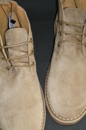 Мужские демисезонные кожаные ботинки от Пул&Бир (Испания) - Пул&Бир PB0475-sh-43