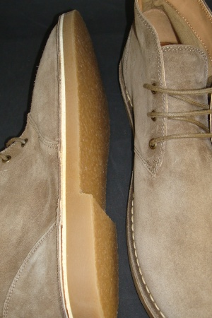 Мужские демисезонные кожаные ботинки от Пул&Бир (Испания) - Пул&Бир PB0475-sh-43 #2