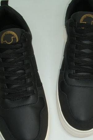 Черные мужские кроссовки от Pull&Bear (Испания) - Пул&Бир PB0479-sh-42