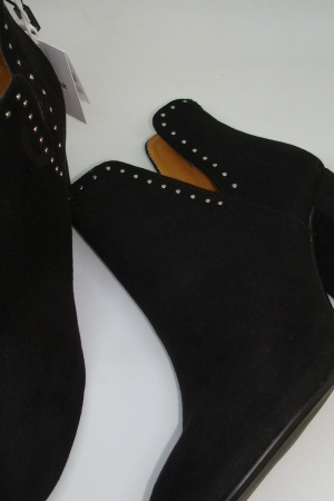 Женские демисезонные ботинки от Пул&Бир (Испания) - Пул&Бир PB0486-sh-40