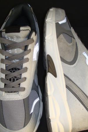 Серые мужские кроссовки от Пул&Бир (Испания) - Пул&Бир PB0501-sh-43