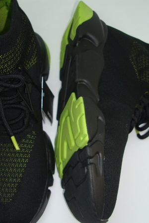 Ультра модные мужские кроссовки-носки от Пул&Бир (Испания) - Пул&Бир PB0513-sh-41