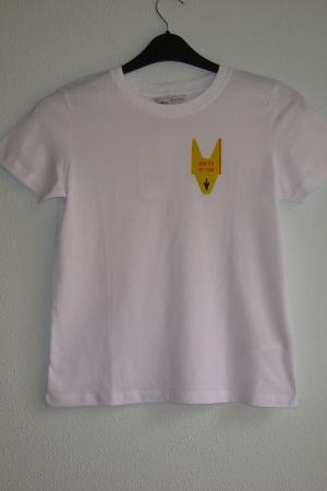 Женская футболка с принтом от Пул&Бир (Испания) - Пул&Бир PB0517-cl-S