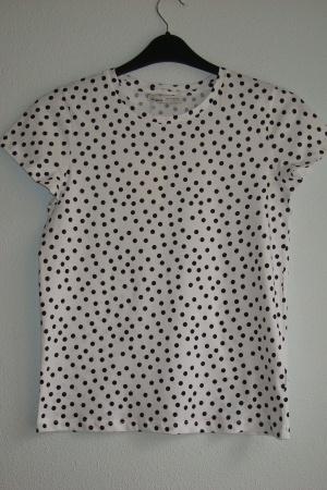 Женская футболка в горошек от Пул&Бир (Испания) - Пул&Бир PB0518-cl-S