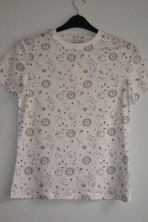 Стильные женские футболки от Пул&Бир (Испания) - Пул&Бир PB0519-cl-S