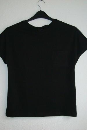 Базовые женские футболки от Пул&Бир (Испания) - Пул&Бир PB0531-cl-XS