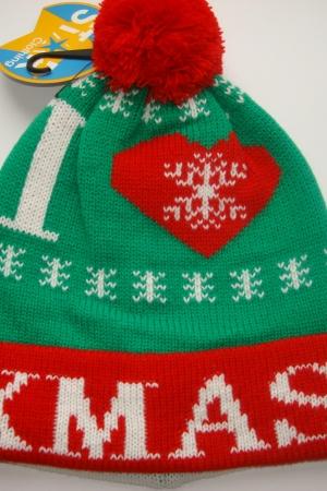 Шапка зимняя для мальчиков и девочек Star clothing - Star clothing SD0074-b-cl-50-52
