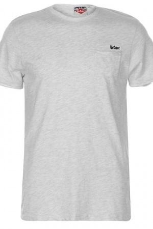 Мужская футболка от Lee Cooper (Англия) - Lee Cooper SD0197-cl-M
