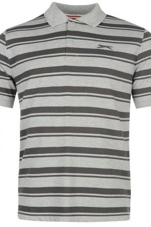 Мужская футболка-поло от Slazenger (Англия) - Slazenger SD0198-cl-M