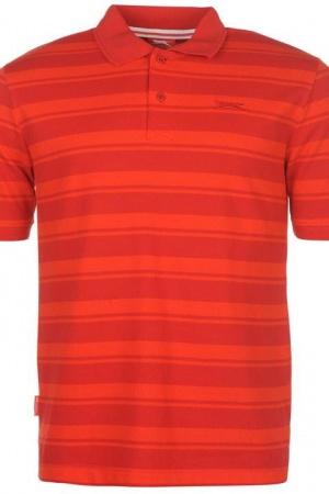 Стильная футболка-поло от Slazenger (Англия) - Slazenger SD0199-cl-S
