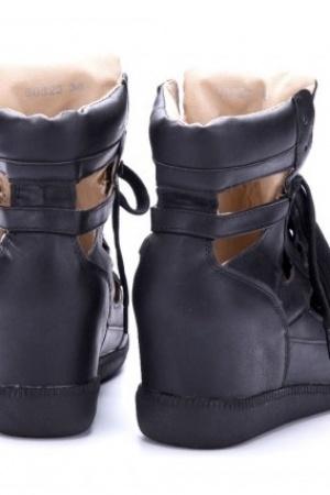 Ботинки женские Super Made Польша  - Super Mode SH0009-sh-38 #2