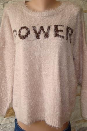 Красивый женский свитер от Страивариус (Испания)  - Страдивариус Str0235-cl-L