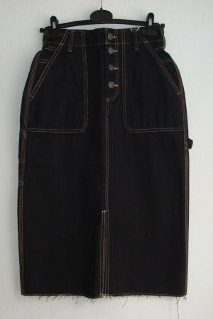 Юбка женская джинсовая Страдивариус (Испания) - Страдивариус Str0346-cl-36