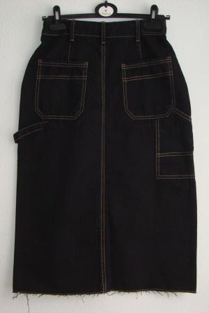 Юбка женская джинсовая Страдивариус (Испания) - Страдивариус Str0346-cl-36 #2