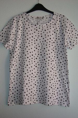 Базовая женская футболка от Stradivarius (Испания) - Страдивариус Str0373*-cl-XL