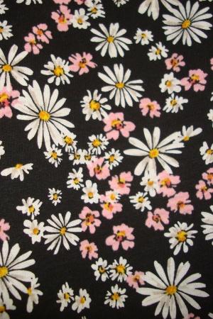 Женская футболка с ромашками от Страдивариус - Страдивариус Str0380-cl-S #2