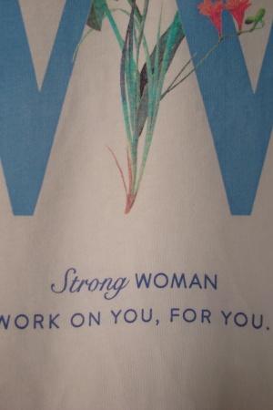 Красивая женская футболка Страдивариус (Испания) - Страдивариус Str0381-cl-S #2