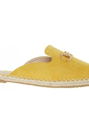 Желтые женские мюли от Azarey (Испания) - Azarey  TKM0005-sh-36