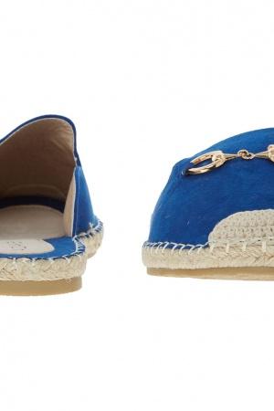 Синие женские мюли от Azarey (Испания) - Azarey  TKM0007-sh-36