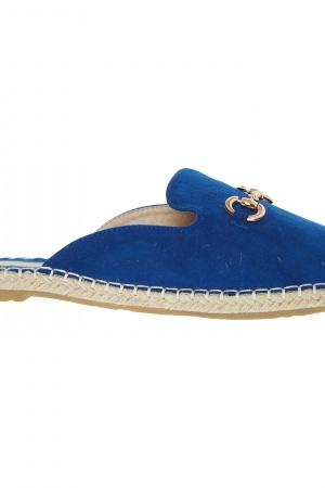 Синие женские мюли от Azarey (Испания) - Azarey  TKM0007-sh-36 #2