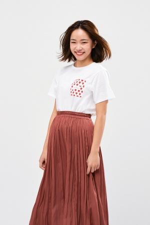 Модная женская футболка Uniqlo - Uniqlo UN0014-cl-XS #2