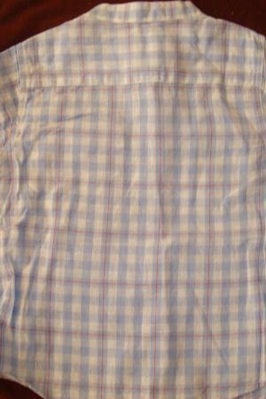 Стильная рубашка для мальчика - Зара ZR00382-b-80 #2