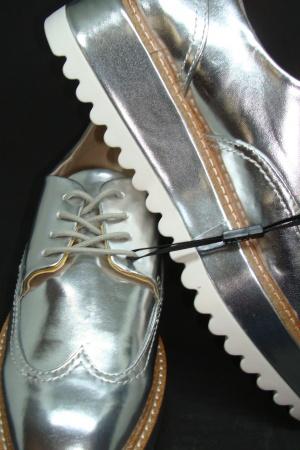 Женские туфли на платформе от Зара (Испания) - Зара ZR0414-sh-39