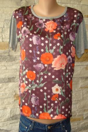 Женская футболка от Зара (Испания) - Зара ZR0427-w-cl-S