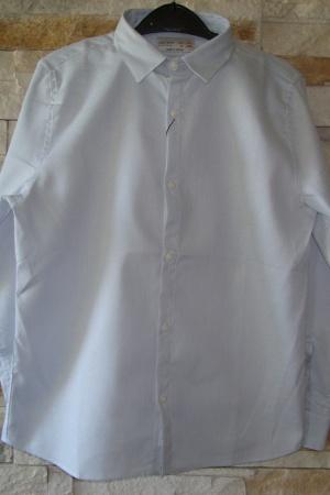 Рубашка для мальчика от Зара (Испания) - Зара ZR0478-cl-140