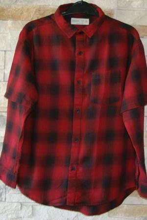 Рубашка для мальчика от Зара (Испания) - Зара ZR0479-cl-134