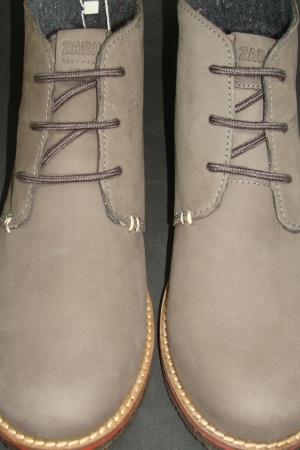 Демисезонные ботинки для мальчика от Зара (Испания) - Зара ZR0491-sh-38