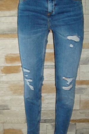 Стильные женские джинсы от Зара (Испания)  - Зара ZR0495-cl-38