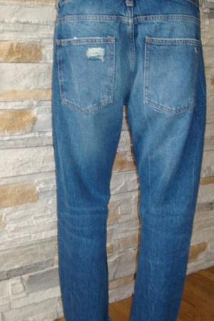 Модные женские джинсы от Зара (Испания) - Зара ZR0496-cl-36 #2