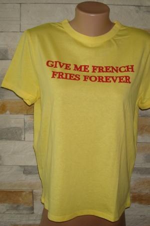 Легкая женская футболка от Зара (Испания) - Зара ZR0516-cl-L