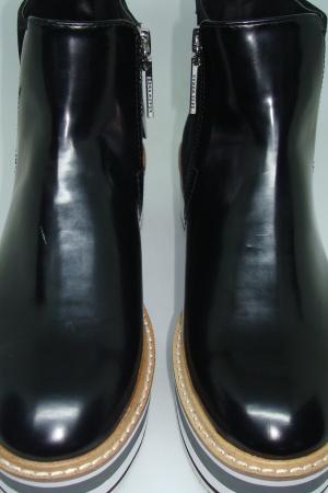 Ботинки женские на платформе Зара (Испания) - Зара ZR0521-sh-36
