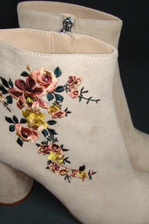 Красивые женские ботинки Зaрa (Испания) - Зара ZR0527-sh-38