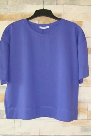 Женская футболка от Зара (Испания) - Зара ZR0534-cl-М