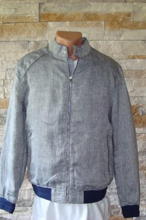 Мужская куртка-бомбер от Зара Испания - Зара ZR0535k-cl-L